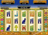 spelautomater gratis Cleopatra's Gold RealTimeGaming