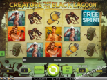 spelautomater gratis Creature from the Black Lagoon NetEnt