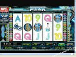 spelautomater gratis Fantastic Four CryptoLogic