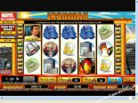 spelautomater gratis Iron Man CryptoLogic