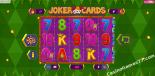 spelautomater gratis Joker Cards MrSlotty