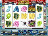 spelautomater gratis Spider-Man Revelations CryptoLogic