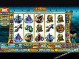 spelautomater gratis Sub-Mariner CryptoLogic