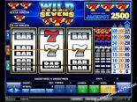 spelautomater gratis Wild 7s iSoftBet