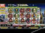 spelautomater gratis X-Men CryptoLogic